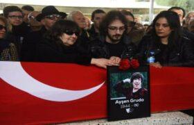 Aysen Gruda cenaze J8R